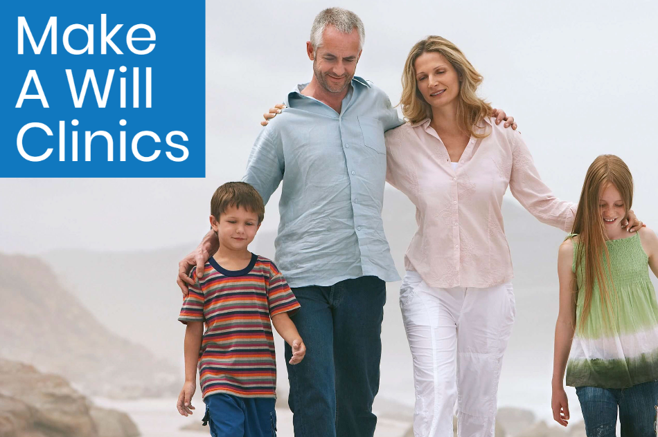 Make A Will Clinics